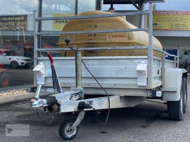 PKW-Anhänger типа Sonstige Kastenanhänger 1,86t mit Chemo Wasserfass Tandem, Gebrauchtmaschine в Gevelsberg (Фотография 1)