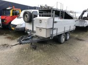 PKW-Anhänger a típus Sonstige kipper aanhanger lucht geremd 3500 kg met din oog Atec, Gebrauchtmaschine ekkor: Putten