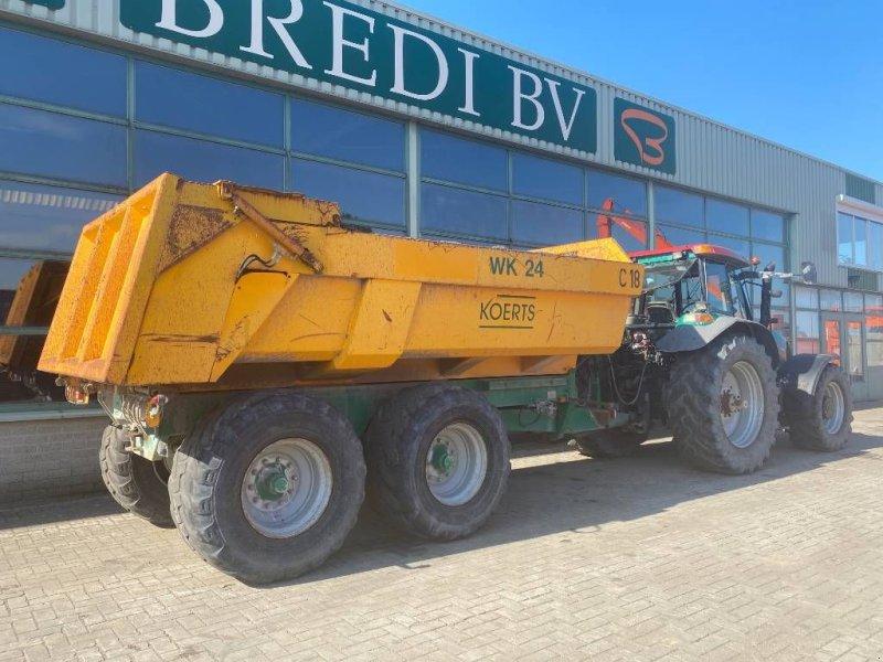 PKW-Anhänger tipa Sonstige KOERTS WK 24, Gebrauchtmaschine u Roosendaal (Slika 1)