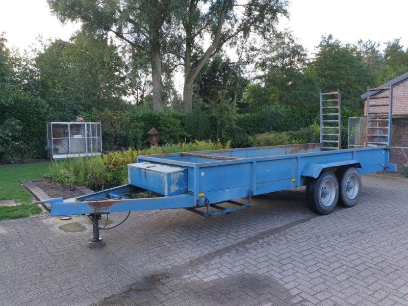 PKW-Anhänger a típus Sonstige Machinetransporter Dieplader, Gebrauchtmaschine ekkor: Oirschot (Kép 1)