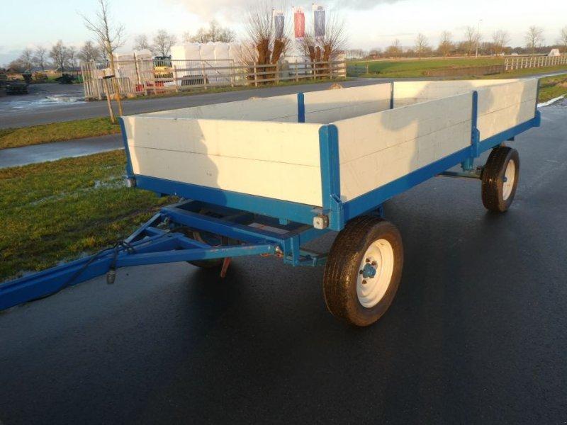 PKW-Anhänger typu Sonstige Onbekend schamelwagen (nette wagen nieuw hout), Gebrauchtmaschine w Losdorp (Zdjęcie 1)