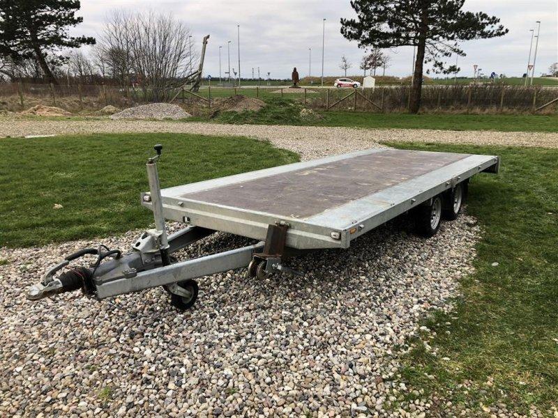 PKW-Anhänger tipa Sonstige PD 2035 PE 2035 / Maskin-Auto trailer m/ramper, Gebrauchtmaschine u Rødding (Slika 1)