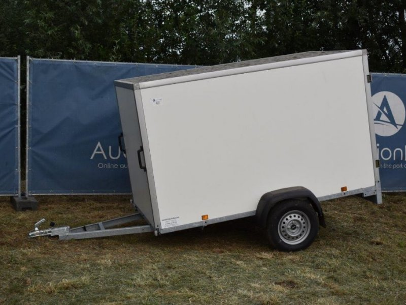 PKW-Anhänger типа Sonstige Power trailer Gesloten Aanhangwagen 750kg, Gebrauchtmaschine в Antwerpen (Фотография 1)