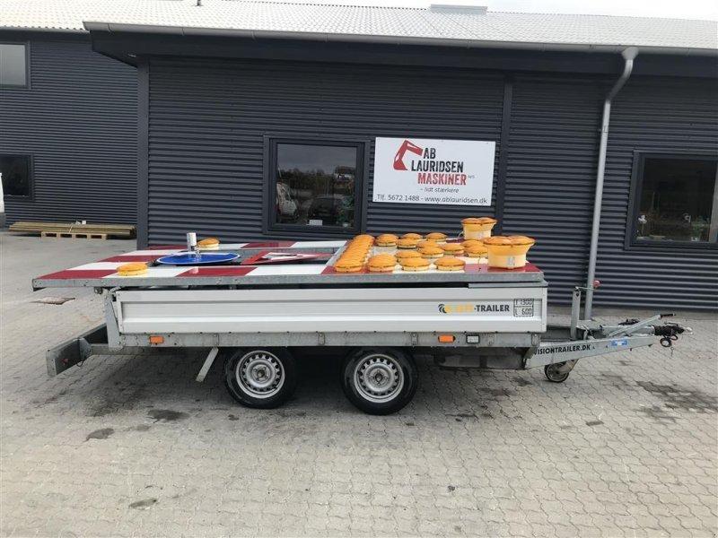 PKW-Anhänger типа Sonstige safetrailer skiltevogn, Gebrauchtmaschine в Rønnede (Фотография 1)