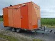 PKW-Anhänger tip Sonstige SANITAIRUNIT snelverkeer zeer veelzijdig, Gebrauchtmaschine in Losdorp
