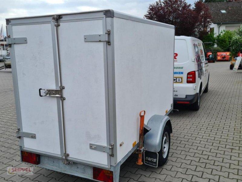 PKW-Anhänger des Typs Sonstige SARIS H2 KOFFERAUFBAU, Gebrauchtmaschine in Groß-Umstadt (Bild 1)