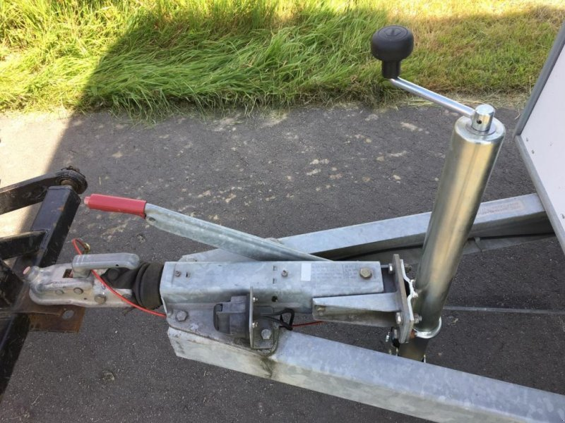 PKW-Anhänger типа Sonstige Schaftwagen snelverkeer tandem, Gebrauchtmaschine в Losdorp (Фотография 10)
