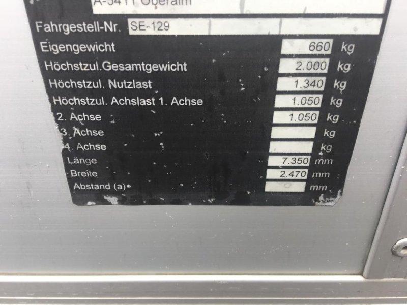 PKW-Anhänger типа Sonstige Seiwald, Gebrauchtmaschine в Burgkirchen (Фотография 3)