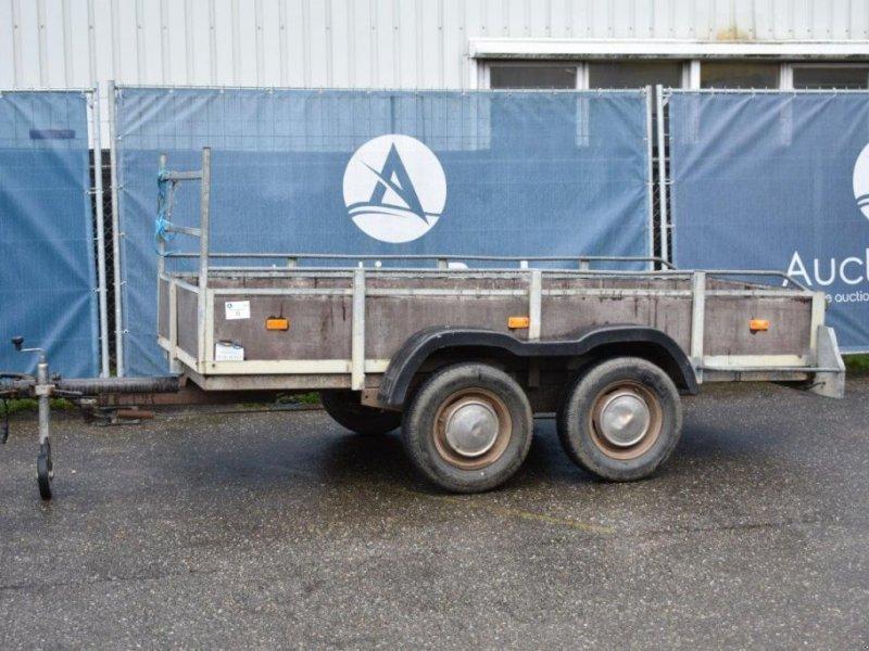 PKW-Anhänger типа Sonstige Solide C2000MR, Gebrauchtmaschine в Antwerpen (Фотография 1)