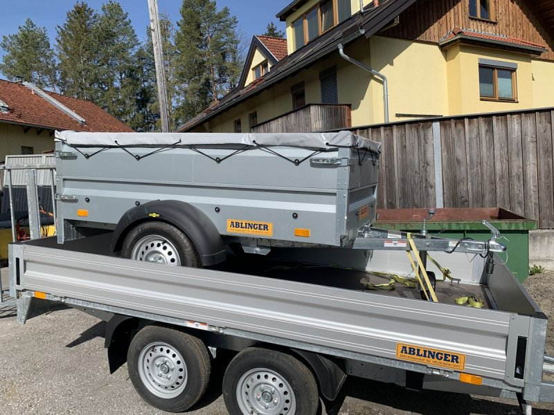 PKW-Anhänger des Typs Sonstige Steely, Neumaschine in Adnet (Bild 1)