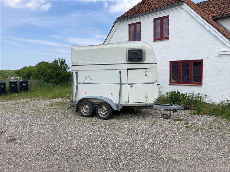 PKW-Anhänger типа Sonstige Topmaster hestetrailer, Gebrauchtmaschine в Gråsten (Фотография 1)