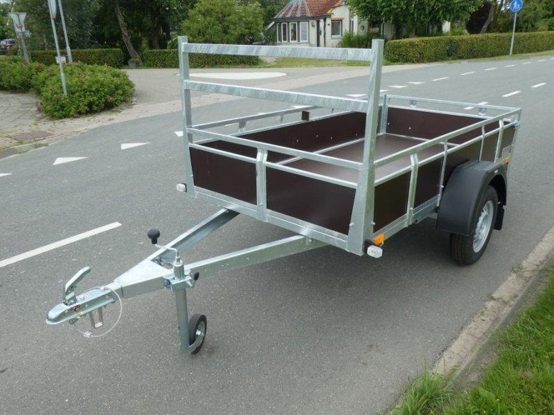 PKW-Anhänger typu Sonstige Twins bakwagen ongeremd bakmaat 257 x 132, Gebrauchtmaschine w Losdorp (Zdjęcie 1)