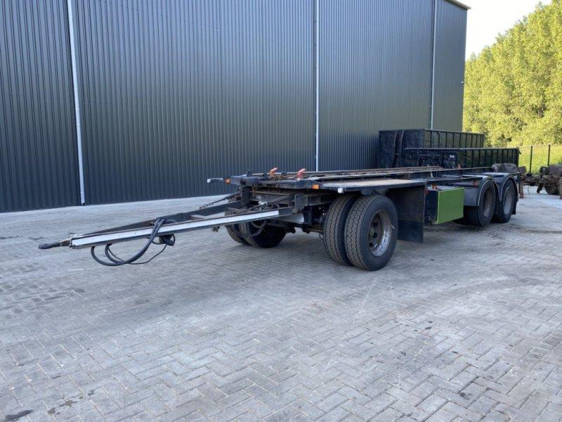PKW-Anhänger типа Sonstige Van Hool Container aanhanger, Gebrauchtmaschine в Werkendam (Фотография 1)
