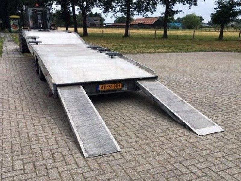 PKW-Anhänger a típus Sonstige Veldhuizen BE autotransporter aluminium 5 ton, Gebrauchtmaschine ekkor: Putten (Kép 1)