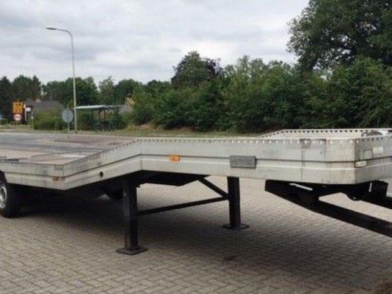 PKW-Anhänger a típus Sonstige Veldhuizen BE autotransporter aluminium 5 ton, Gebrauchtmaschine ekkor: Putten (Kép 7)