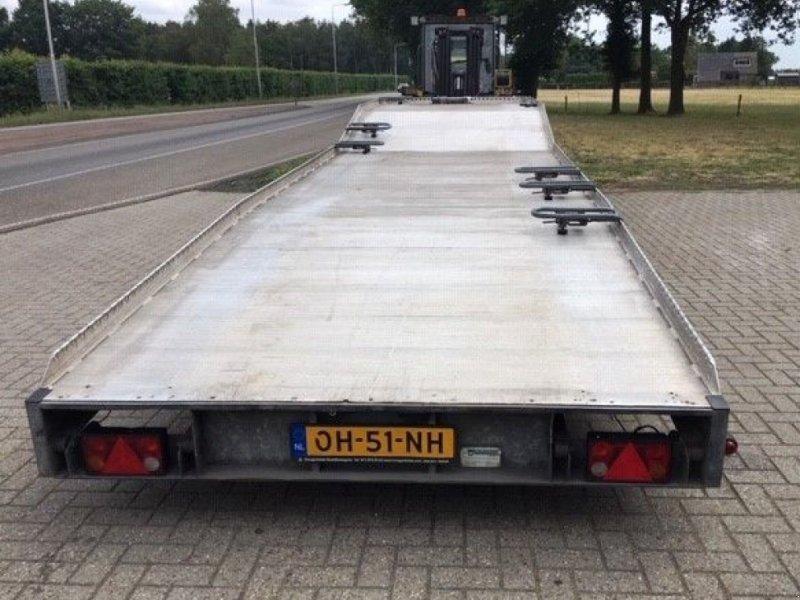PKW-Anhänger a típus Sonstige Veldhuizen BE autotransporter aluminium 5 ton, Gebrauchtmaschine ekkor: Putten (Kép 4)