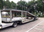 Sonstige Veldhuizen BE dubbellader autotransporter 10 ton PKW-Anhänger