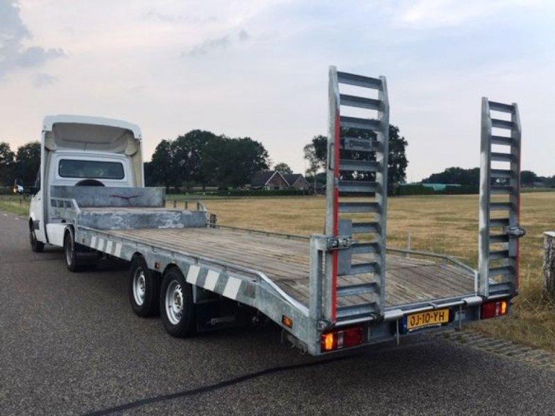 PKW-Anhänger типа Sonstige Veldhuizen BE semi dieplader 6750 kg, Gebrauchtmaschine в Putten (Фотография 1)