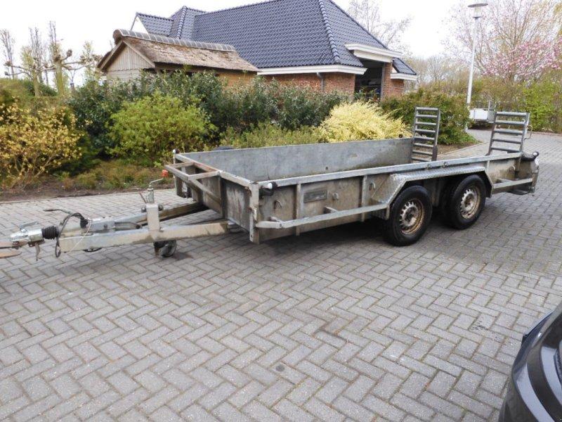 PKW-Anhänger типа Sonstige Veldhuizen Kuipaanhanger 400x180 cm, Gebrauchtmaschine в IJsselmuiden (Фотография 1)