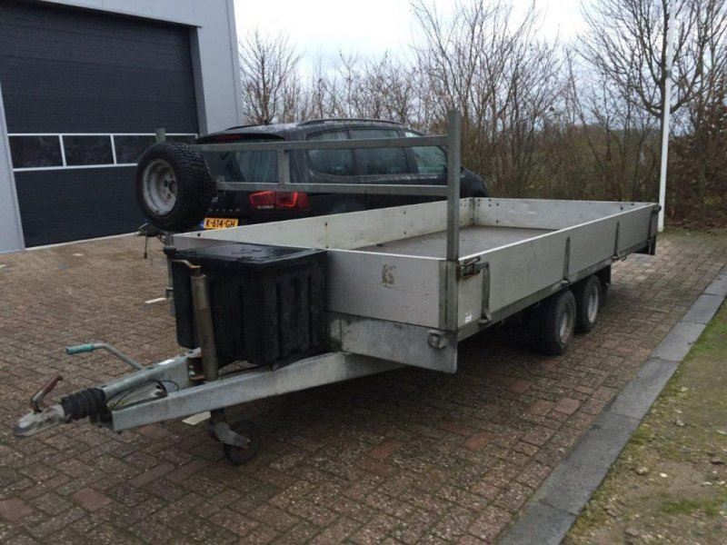 PKW-Anhänger tip Sonstige Vlemmix Geremde tandemasser 2700kg, Gebrauchtmaschine in Antwerpen (Poză 1)
