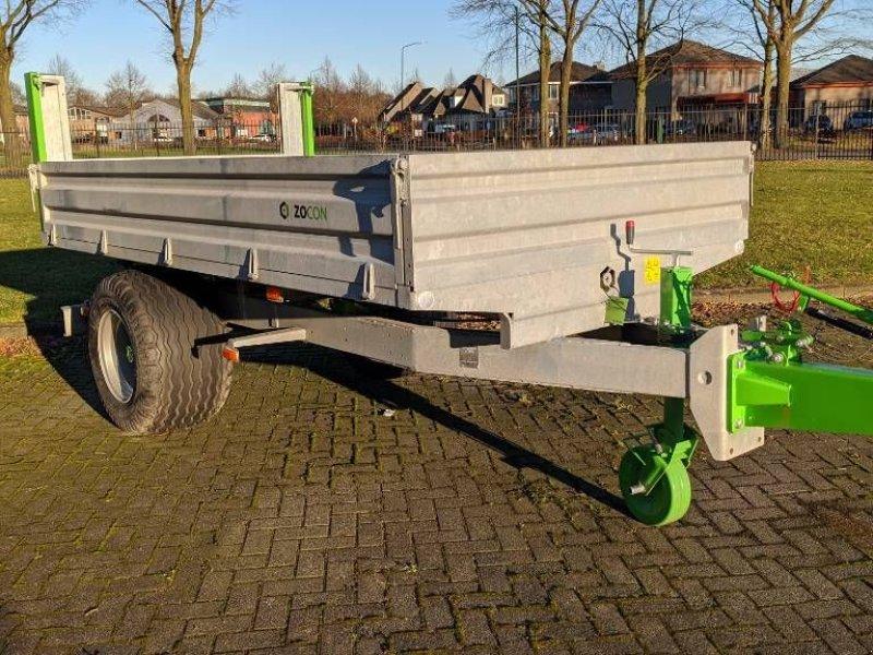 PKW-Anhänger типа Sonstige ZOCON Z045 4.5 ton NIEUW, Gebrauchtmaschine в Bladel (Фотография 1)