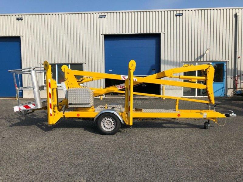 PKW-Anhänger типа Thomas 150 NW, Aanhanger hoogwerker, 15 meter, Gebrauchtmaschine в Heijen (Фотография 1)