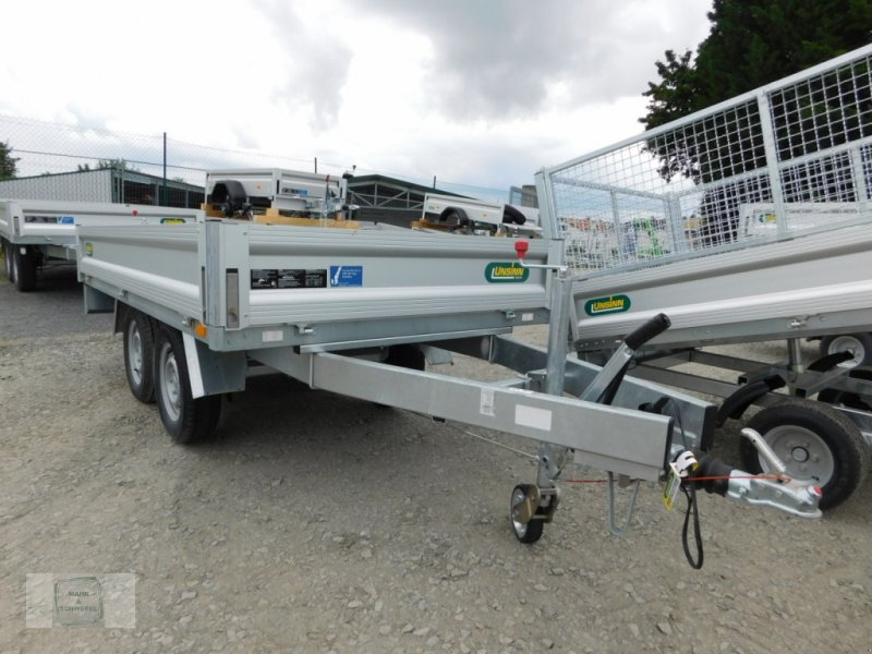PKW-Anhänger des Typs Unsinn WEB22, Neumaschine in Gross-Bieberau (Bild 1)