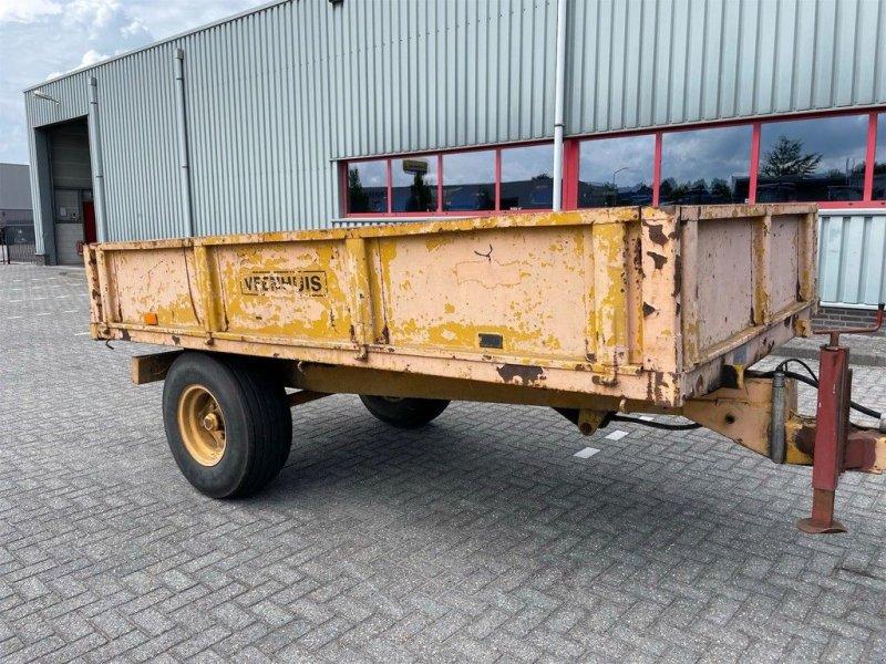 PKW-Anhänger typu Veenhuis -, Gebrauchtmaschine w BOEKEL (Zdjęcie 1)