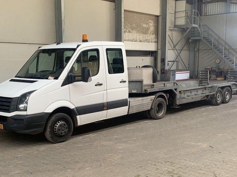 PKW-Anhänger типа Volkswagen Crafter 2.0TDI, Gebrauchtmaschine в Leende (Фотография 1)