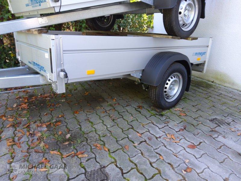 PKW-Anhänger типа WM Meyer 1300kg Aluanhänger gebremst, Neumaschine в Höhenkirchen-Siegertsbrunn (Фотография 1)