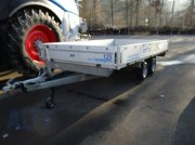 WM Meyer HLC 2736/210 Achsschaden Car trailer