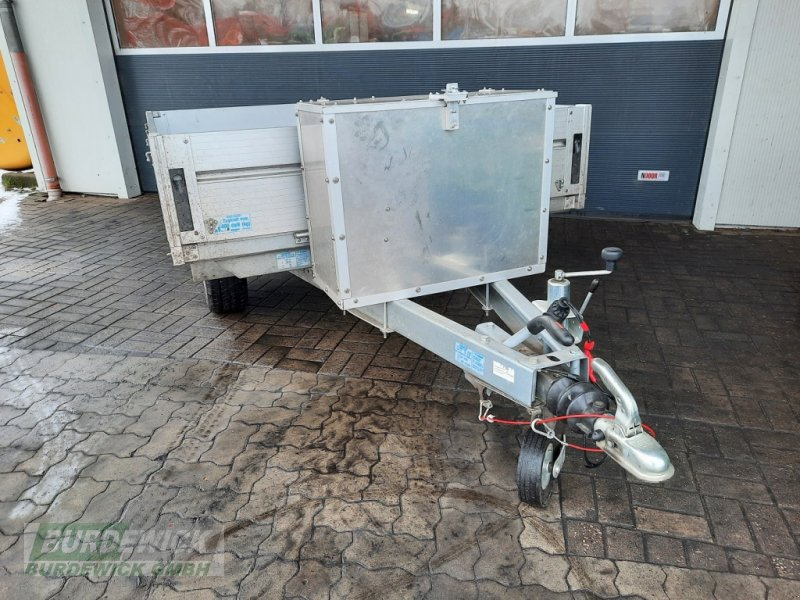 PKW-Anhänger des Typs WM Meyer HLN 1320/151 1.300kg, Gebrauchtmaschine in Lamstedt (Bild 1)