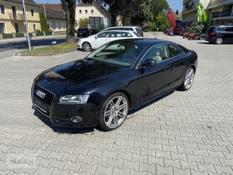 PKW/LKW типа Audi A5 3,0 tdi Quattro, Gebrauchtmaschine в Burgkirchen (Фотография 1)