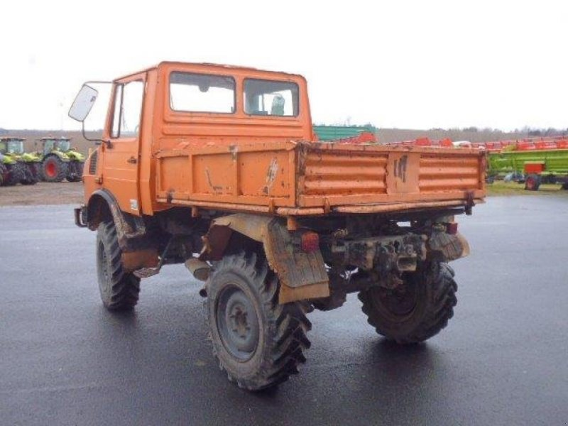 PKW/LKW des Typs Daimler-Benz Unimog 424, Gebrauchtmaschine in Grimma (Bild 7)