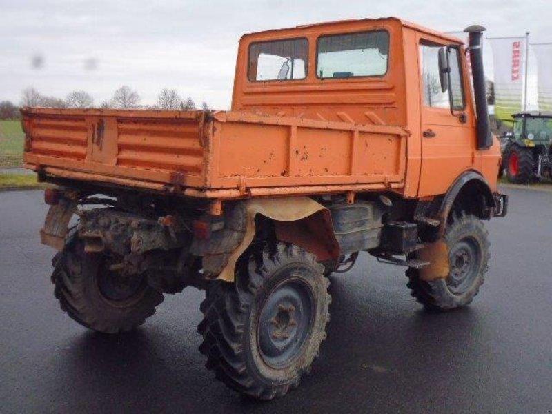 PKW/LKW des Typs Daimler-Benz Unimog 424, Gebrauchtmaschine in Grimma (Bild 8)