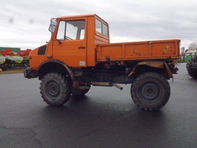 PKW/LKW des Typs Daimler-Benz Unimog 424, Gebrauchtmaschine in Grimma (Bild 2)