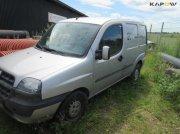 PKW/LKW tip Fiat Doblo van 1.9 JTD, Gebrauchtmaschine in Østbirk