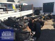 PKW/LKW tip Mercedes-Benz Antos 2540 L 6x2 Brandschaden Chassi mit Achsen, Gebrauchtmaschine in Kalkar