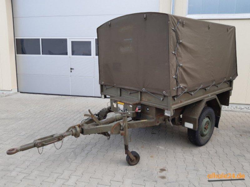 PKW/LKW типа Metalleger Pkw-Anhänger für Mercedes G Geländeanhänger, Gebrauchtmaschine в Apfeltrach (Фотография 1)