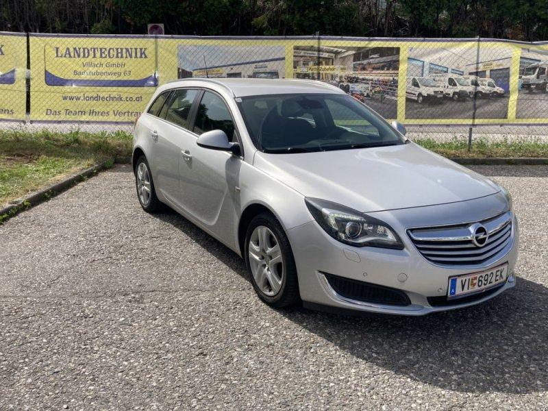 PKW/LKW типа Opel Insignia Sports Tourer 2,0 CDI, Gebrauchtmaschine в Villach (Фотография 1)