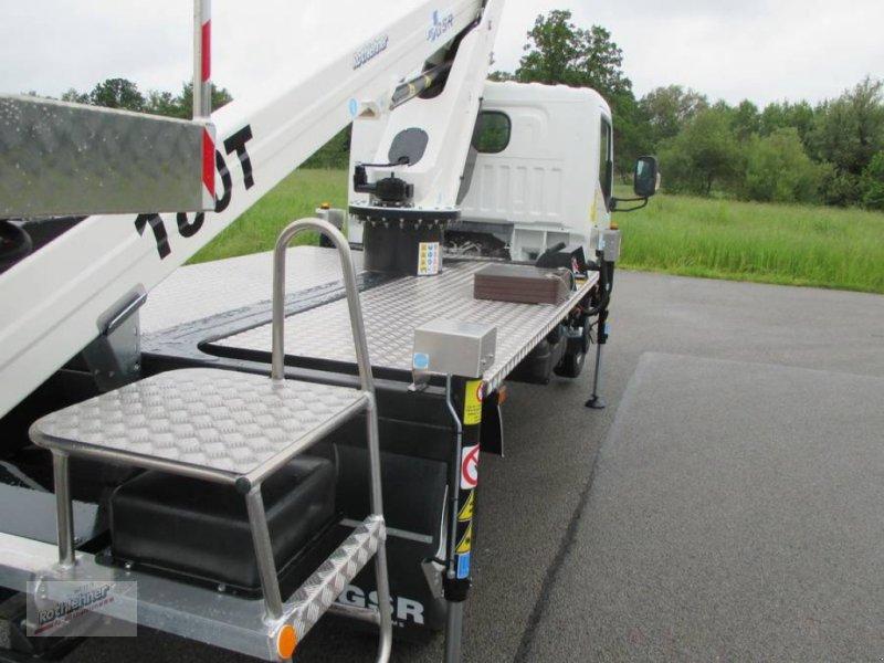 PKW/LKW tip Sonstige B 180 T, Gebrauchtmaschine in Massing (Poză 4)