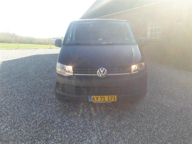 PKW/LKW tip VW Transporter 2,0 TDI 140 hk, Gebrauchtmaschine in Struer (Poză 2)