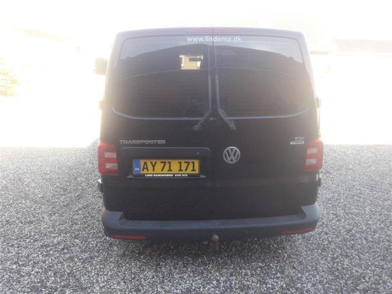 PKW/LKW tip VW Transporter 2,0 TDI 140 hk, Gebrauchtmaschine in Struer (Poză 4)
