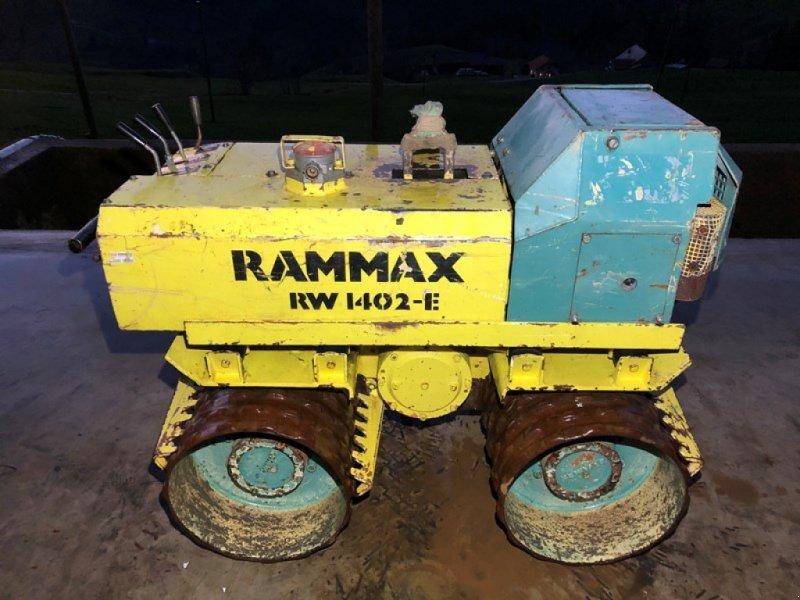 Planierraupe типа Rammax RW 1402-E, Gebrauchtmaschine в Schwarzenberg LU (Фотография 1)