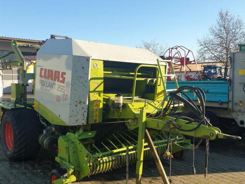 Press-/Wickelkombination des Typs CLAAS Rolant 255 RC Uniwra, Gebrauchtmaschine in Straubing (Bild 1)