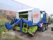 CLAAS Rollant 250 RC mit Göweil G5040 Ballenwickler - Press-Wickelkombination kombinált préselő/tekercselő
