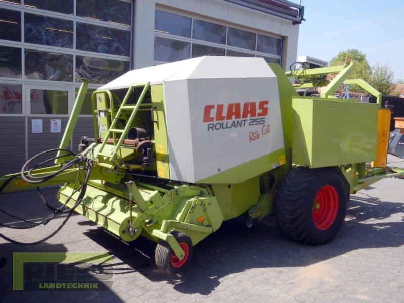 Press-/Wickelkombination des Typs CLAAS ROLLANT 255RC UNIWRA, Gebrauchtmaschine in Homberg (Ohm) - Maulbach (Bild 1)