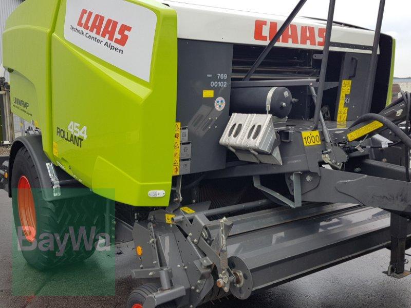 Press-/Wickelkombination des Typs CLAAS ROLLANT 454 RC UNIWRAP, Gebrauchtmaschine in Bamberg (Bild 5)