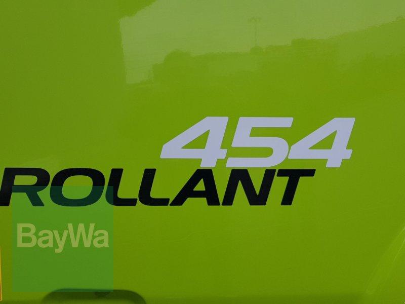 Press-/Wickelkombination des Typs CLAAS ROLLANT 454 RC UNIWRAP, Gebrauchtmaschine in Bamberg (Bild 8)