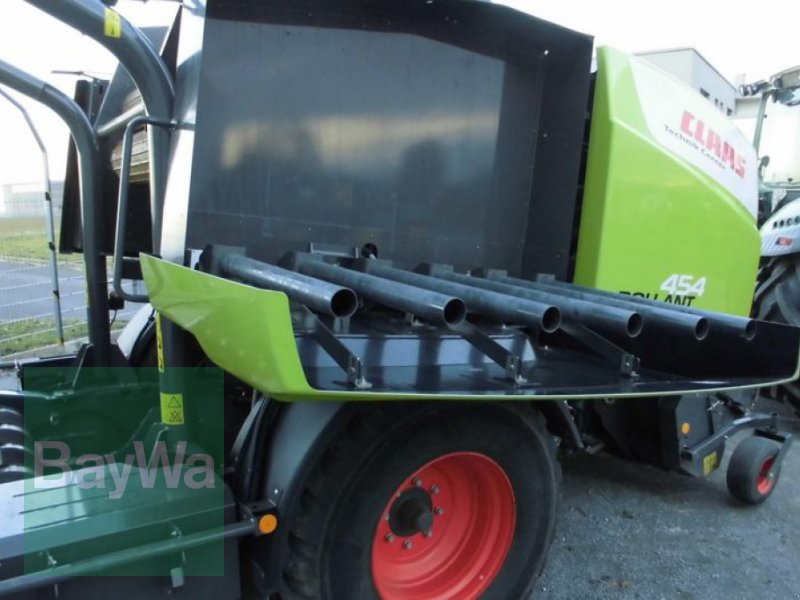 Press-/Wickelkombination des Typs CLAAS ROLLANT 454 UNIWRAP, Gebrauchtmaschine in Bamberg (Bild 5)